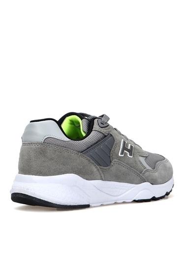 Hammer Jack Hammer Jack Kadın Yeşil-Gri Sneaker Renkli
